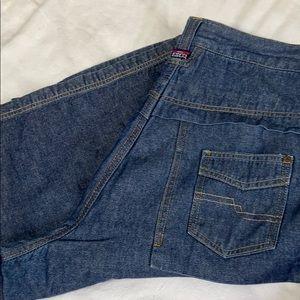 Willie Esco Dungarees Shorts